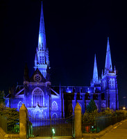 UNBlue - St Patrick's Cathedral